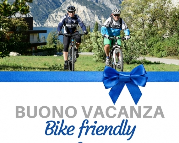 BUONO VACANZA: BIKE FRIENDLY