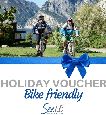 HOLIDAY VOUCHER! BIKE FRIENDLY