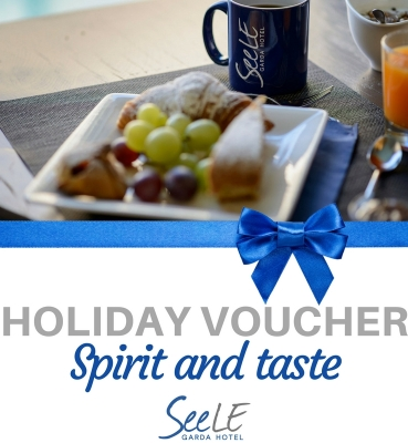 HOLIDAY VOUCHER: SPIRIT AND TASTE